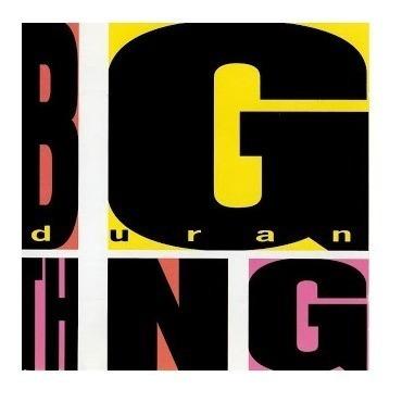 Duran Duran Big Thing Vinilo Doble Nuevo Limited 2 Lp Import