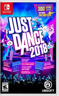 Just Dance 2018 Nintendo Switch Fisico Resellados