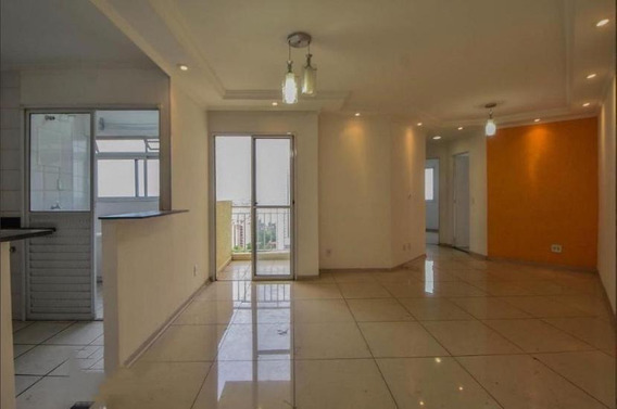 Apartamento Com 3 Dormitórios Para Alugar, 63 M² Por R$ 2.175/mês - Jardim Marajoara - São Paulo/sp - Ap2218