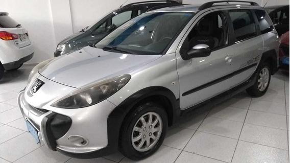 Peugeot 207 Sw 2012 1.6 16v Escapade Flex 5p