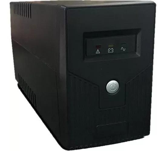 Ups Atomlux 500va Estabilizador Rj11 Garantia 24 Meses