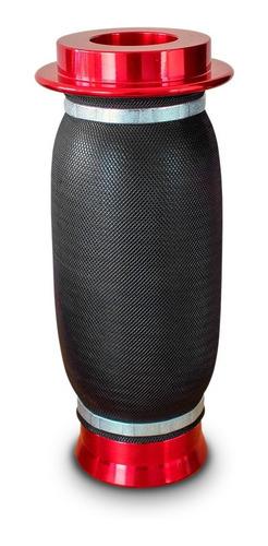 Bolsa Suspensao A Ar 7.0 8mm/10mm Fechada Grande - Castor