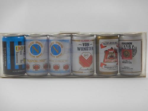 Miniatura De Bebidas Alpa - Golden Malt / Von Wunster