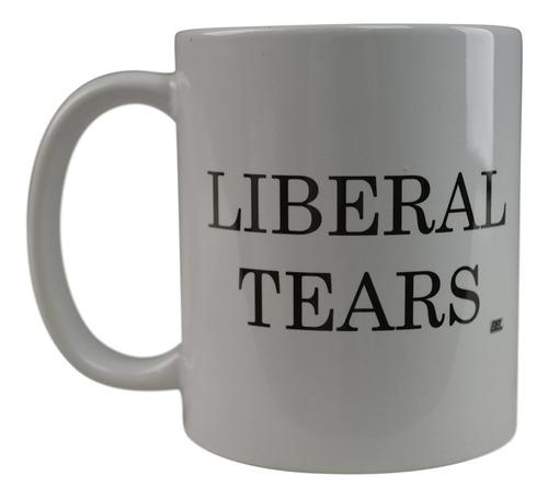 Rogue Río Funny Taza De Café Liberal Lágrimas Político Noved