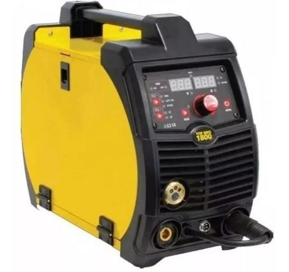 Soldadora Profesional Inverter Mig 1800 160a 5904k Stanley