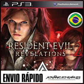Resident Evil Revelations 2 Todos Episodios - Jogos Ps3 Psn