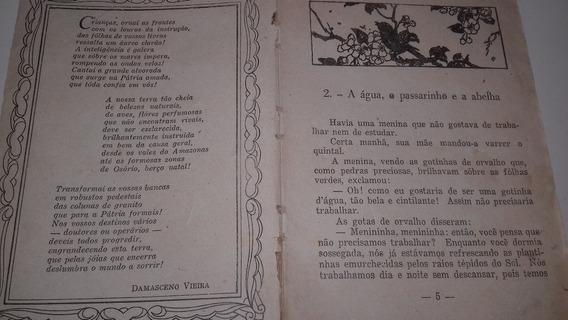 Livro Escolar Antigo De Benedicta Stahl Sodré No Estado