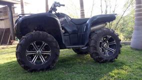 Yamaha Grizzly Fi 2009