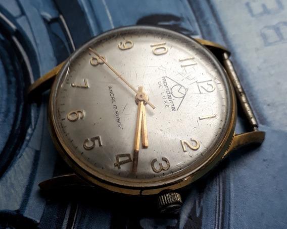 Relógio Mondaine Corda Manual