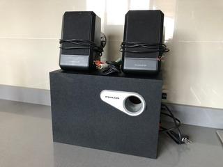 Philco Sp-h45 Amplificador Home Theater 2.1 30wts