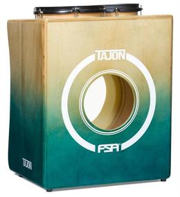 Tajon Master Acústico Fsa Taj21 - Verde / Natural