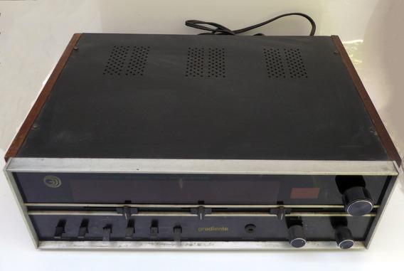 Receiver Amplificador Gradiente Modelo Str 900 Funcionando