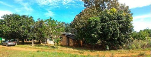 Chácara Com 2 Dormitórios À Venda, 5000 M² Por R$ 250.000,00 - Centro - Santa Terezinha De Itaipu/pr - Ch0026