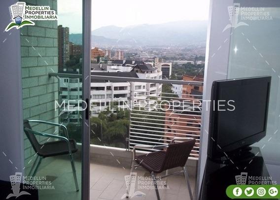 Alquiler Amoblados Mensual En Medellín Cód: 4222