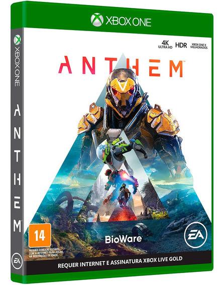 Game Anthem Br - Xbox One