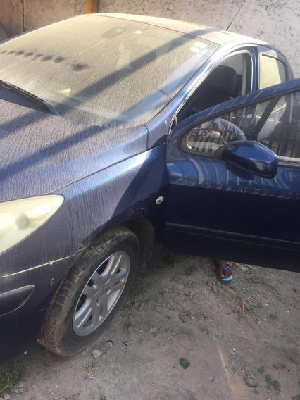 Peugeot 307 Sedan 2007 2.0 Griffe Aut. 4p ( Negociável )