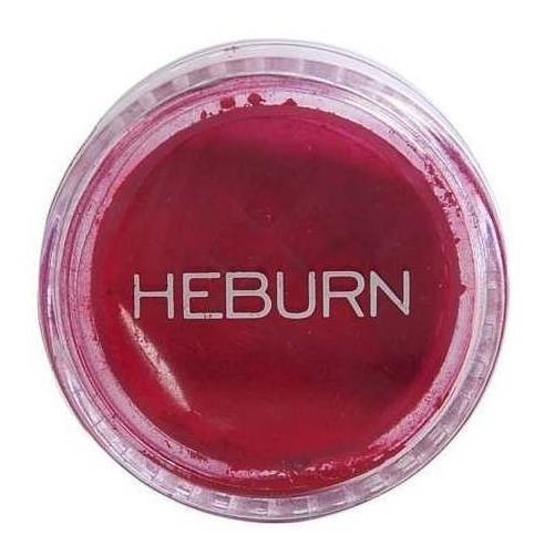 Heburn Rubor Pigmentado P/ Rostro Maquillaje Profesional 341