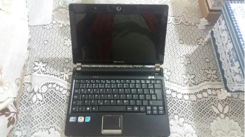 Netbook Packard Bell Defeito