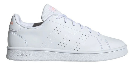 Tenis adidas Advantage Base Blanco Ee7510