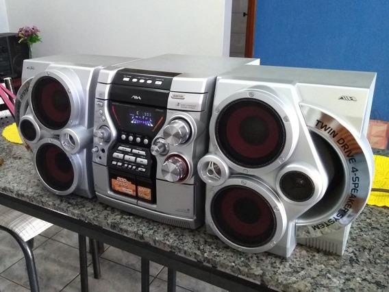 Aiwa Jax Pk5 Excelente!! Frete Comprador