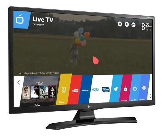 Smart Tv Lg 24 Polegadas 24mt49s-ps