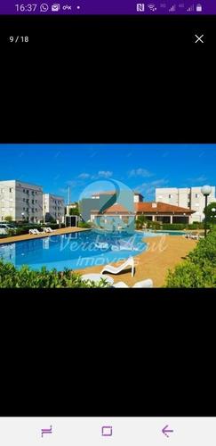 Apartamento À Venda Em Jardim Santa Maria (nova Veneza) - Ap007918