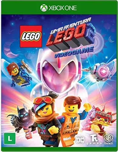 Lego Aventura 2 Xbox One Dublado Português Mídia Física Novo
