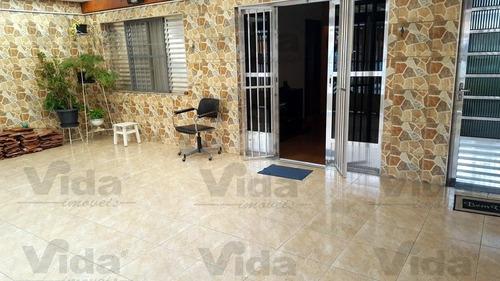 Casa Térrea Em Jardim Roberto  -  Osasco - 35978