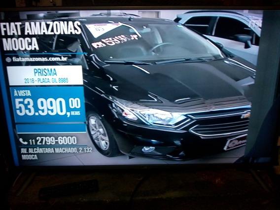 Tv Lg 47 Polegadas, 47lb5600 Tela Danificada Na Lateral