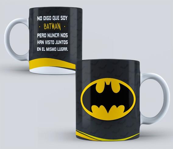 Taza Personalizada Batman Modelo 05