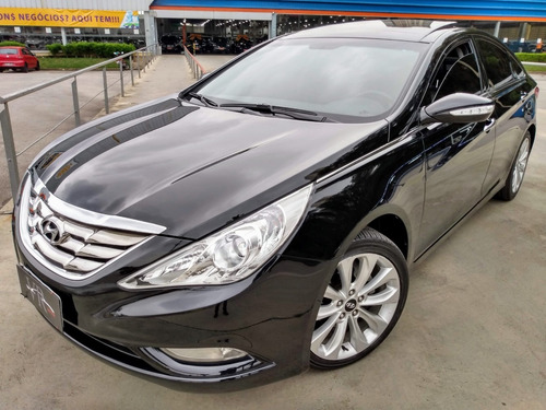 Hyundai Sonata Gls 2.4 Gasolina Top C/ Teto Solar 2011/2012