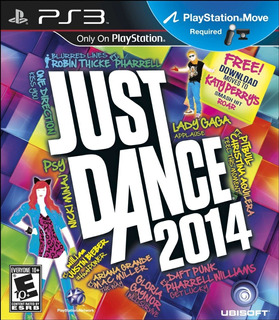 Just Dance 2014 Ps3 Original Entrega Inmediata