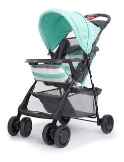 Coche Para Bebé De Paseo 1337 Eos - Verde Bebesit