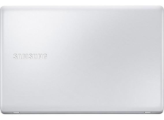 Notebook Samsung I7 Branco Com Tela De 15,6 Polegadas