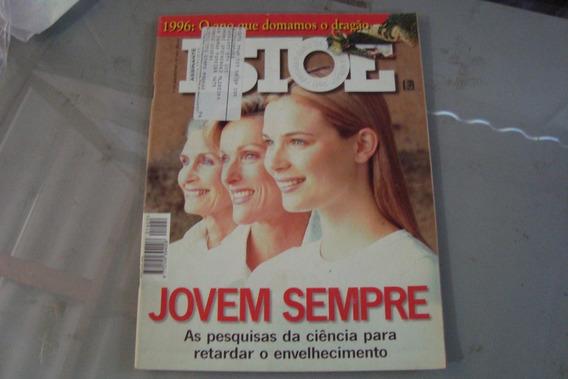 Revista Isto E 1422 / Jovem Sempre Domamos O Dragao