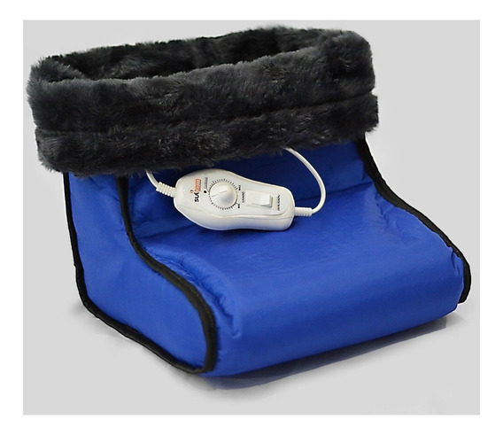 Pantufa Bota Térmica Luxo Elétrica 10 Temperaturas 110v 127v