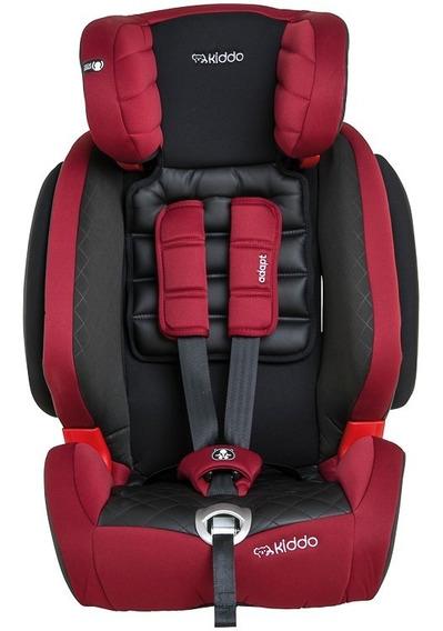 Cadeira Para Auto Kiddo Adapt 9-36 Kg Isofix + Brinde
