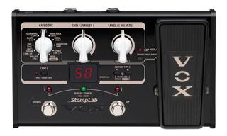 Vox Stomplab 2g Pedalera Efectos Para Guitarra C/ Pedal Exp.