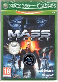 Mass Effect Xbox 360 Mídia Física Lacrado