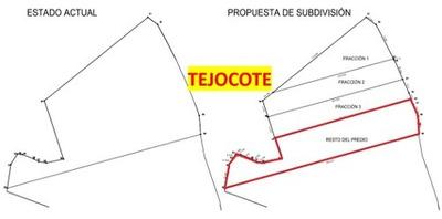 Mta/ Terreno Con Opciòn Habitacional, Comercial E Industrial En Tequisquiapan.