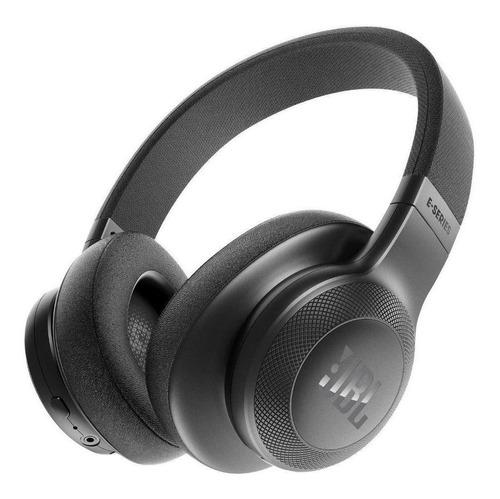Imagen 1 de 3 de Audífonos inalámbricos JBL E Series E55BT negro