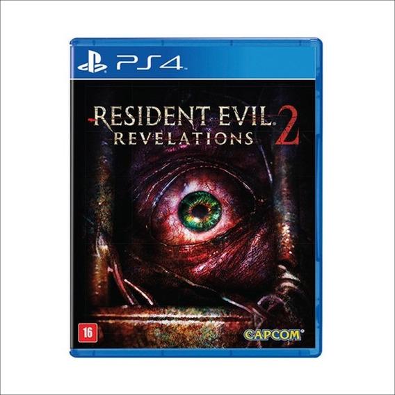 Jogo Ps4 - Resident Evil Revelations 2