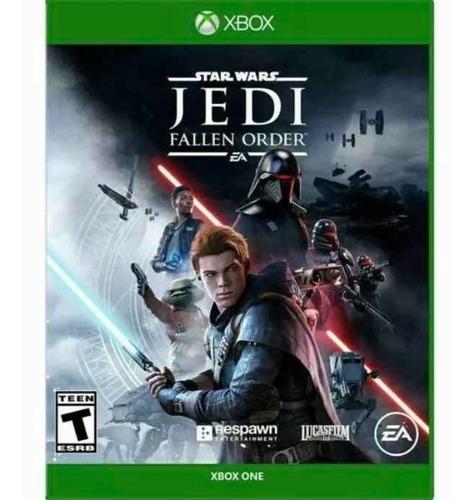 Star Wars Jedi Fallen Orders Xbox One Nuevo Físico