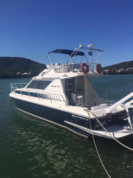 Lancha Oceanic 36 Plus Ñ Cabrasmar,rio Star,top Fish,fishing