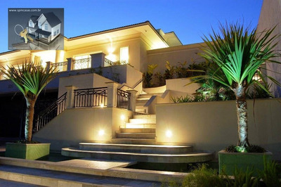 Jardim Mediterrâneo | 5 Dormitórios | 10 Banheiros | 16 Garagens - Ca0056