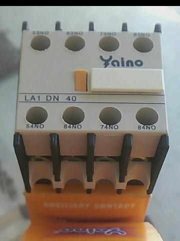 Contacto Auxiliar Para Contactor Paquete De 4 Unidades