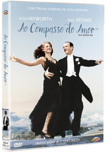 Imagem 1 de 1 de Dvd Ao Compasso Do Amor - Classicline - Bonellihq L19