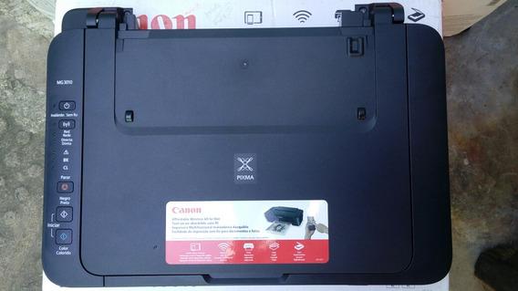 Moldura De Impressora Mg 3010 Completo
