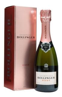 Champagne Bollinger Rose Con Estuche - Francia