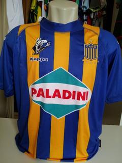 Rara Camisa Rosario Central 2006 Importada Na Etiqueta